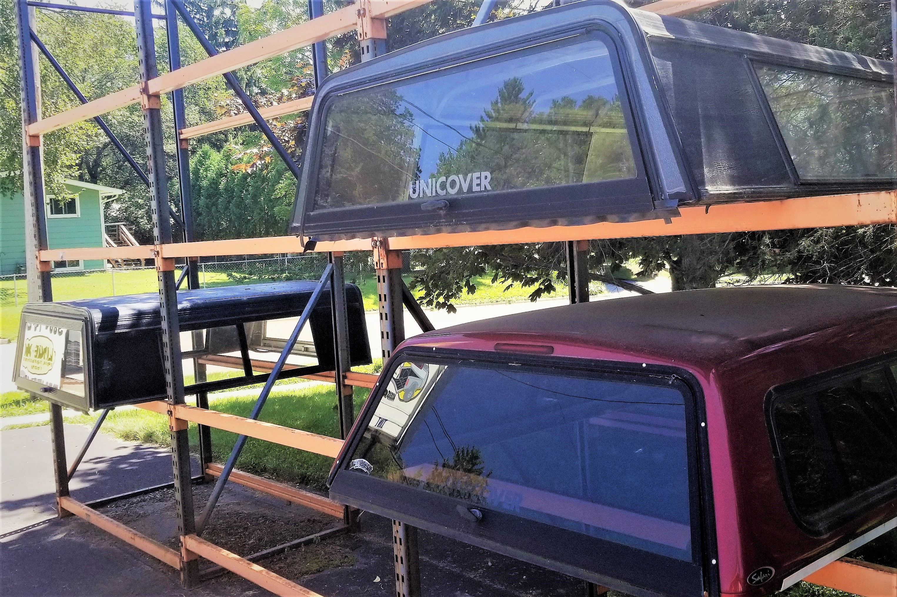 Truck Toppers Covers For Sale - Truck Accessory Shop ...